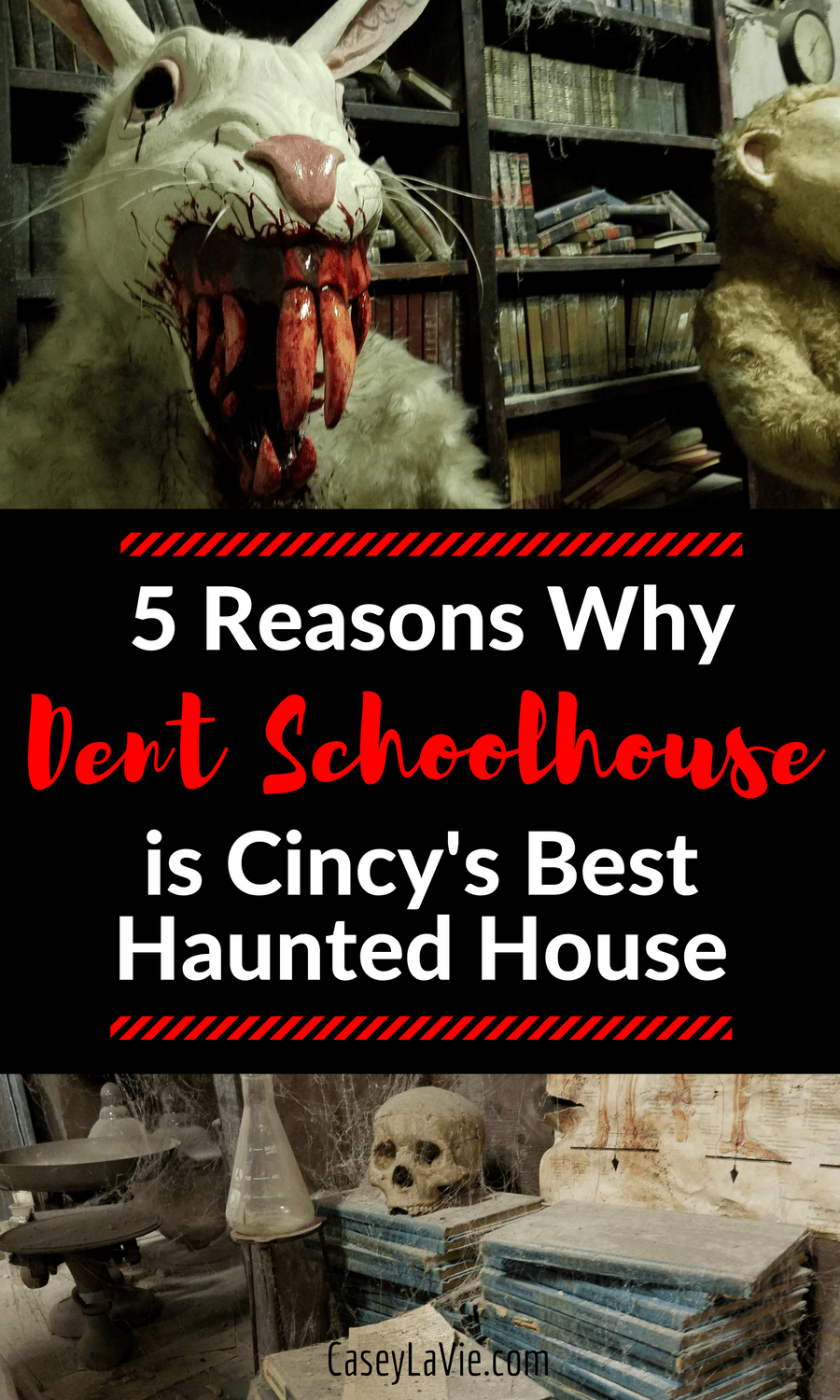 5 Reasons Why The Dent Schoolhouse is Cincinnati's Best Haunted House. This Place is Worth The Trip for All Thrill-Seekers!