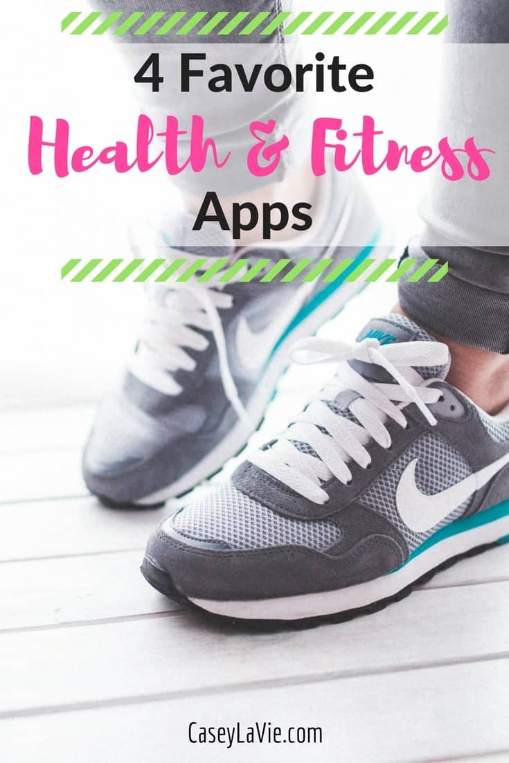 These 4 Health and Fitness Apps will keep you motivated at the gym, inspire you to try new routines and keep your diet on track. Keep reading to see them all.