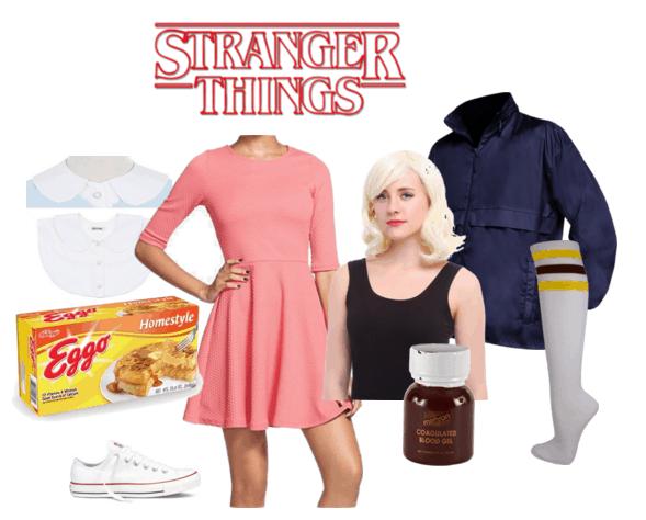 Stranger-Things-Halloween-Costume-Eleven