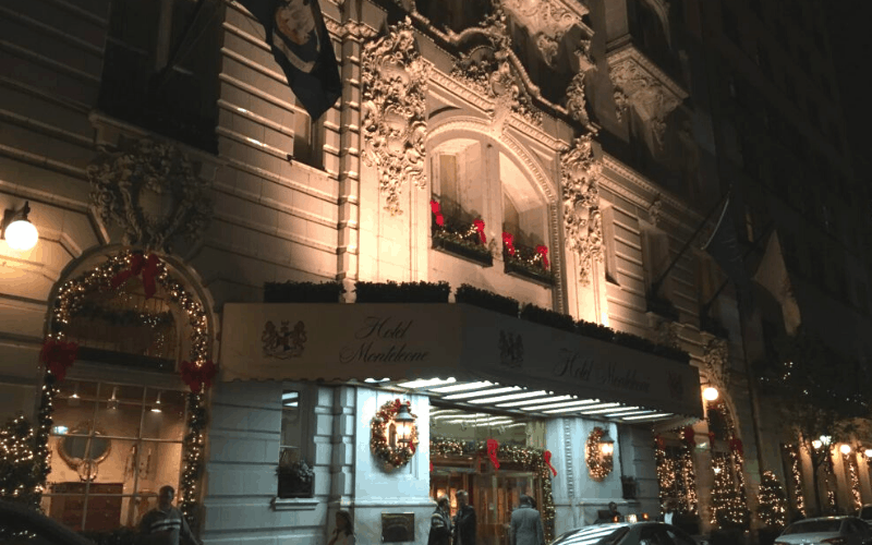 New Orleans Travel Guide Hotel Monteleone