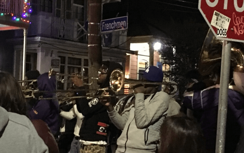 New Orleans Travel Guide - Frenchmen Street