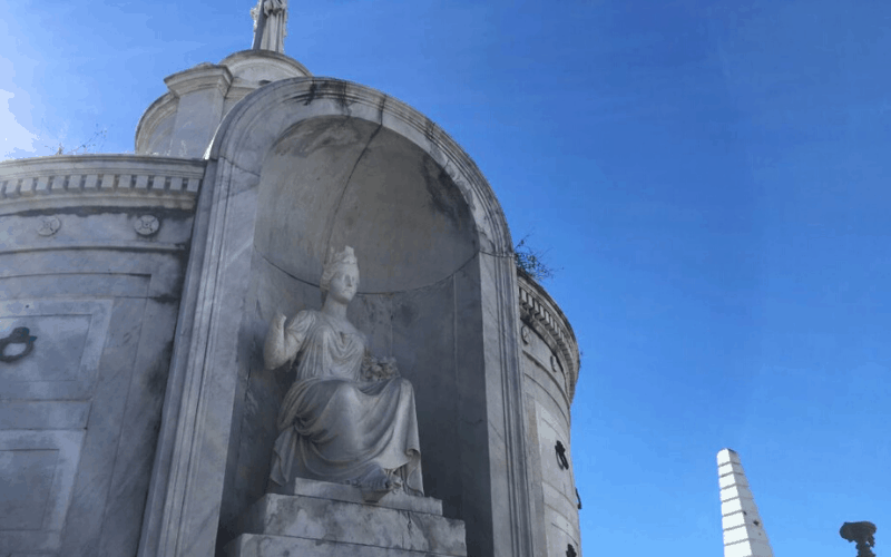 New Orleans Travel Guide - Cemetery Tour