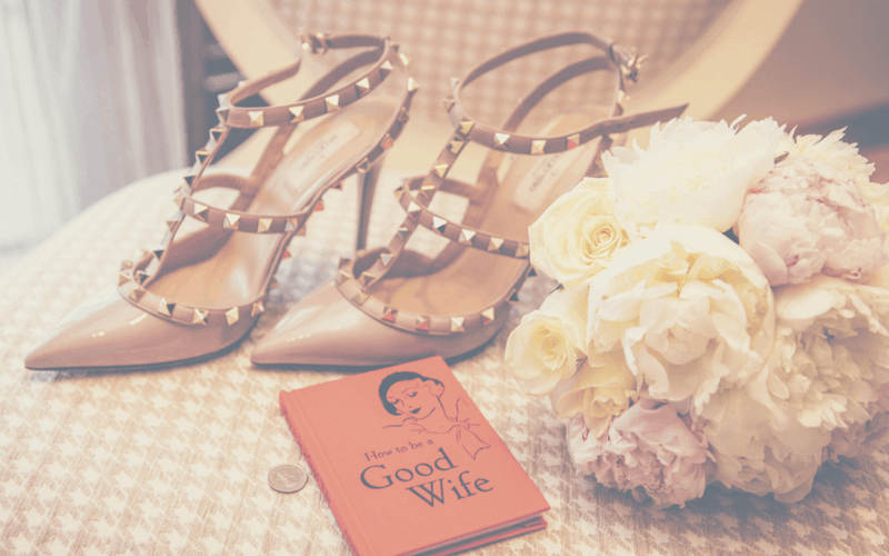 Guess What the Groom Said Bridal Shower Game Ideas