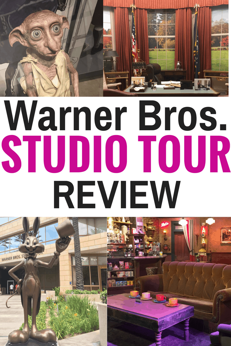 The Warner Bros Studio Tour in Hollywood is a must-do when visiting Los Angeles, California. See behind-the-scenes sets and costumes from Harry Potter, Friends, Big Bang Theory and more. Be sure to add this tour to your LA travel guide.