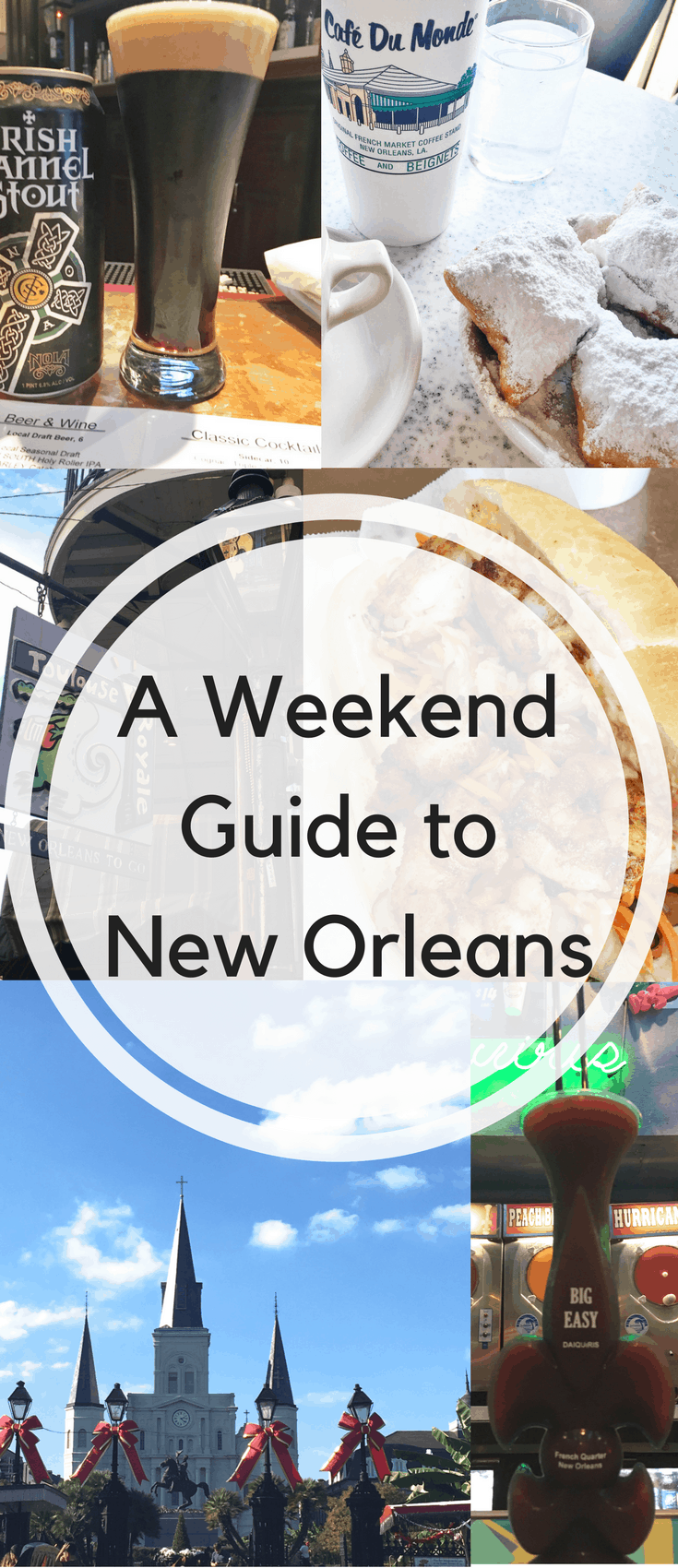 This New Orleans Weekend Travel Guide includes a 3 day itinerary of many budget-friendly things to do and tips to get around the French Quarter and more. Between haunted houses, voodoo and the Mardi Gras museum there is an entire bucket list of things to do in New Orleans.