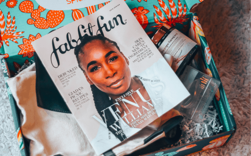 Fab Fit Fun Spring 2019 Box Review