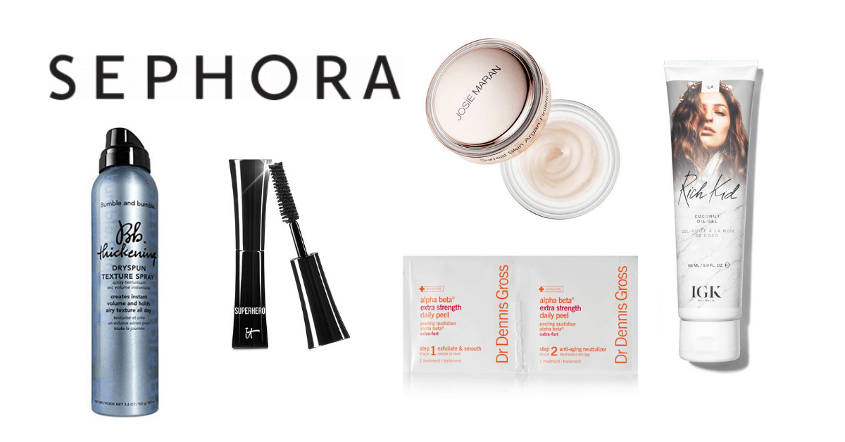 Sephora Beauty Insider Event Picks