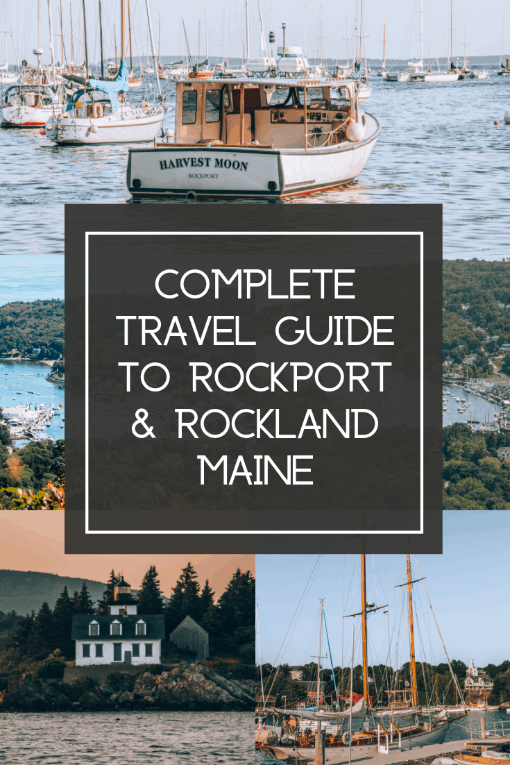 Are you looking for a Maine vacation guide? You'd be making a mistake to skip out on Rockport or Rockland, Maine. This comprehensive guide gives you recommendations on where to eat, things to do, and where to stay during a trip to Rockport and Rockland, Maine.