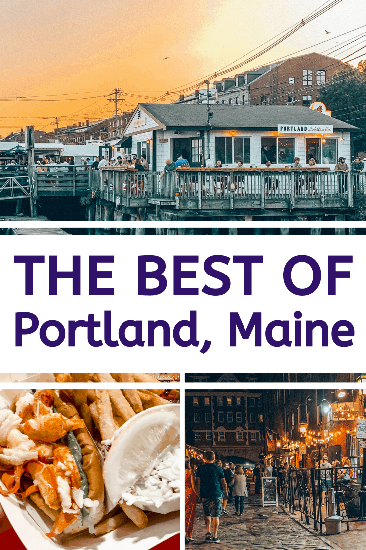 Looking for Things to Do in Portland, Maine? Check out my list below for all the places to eat, where to drink, what to do and the best sights to see.