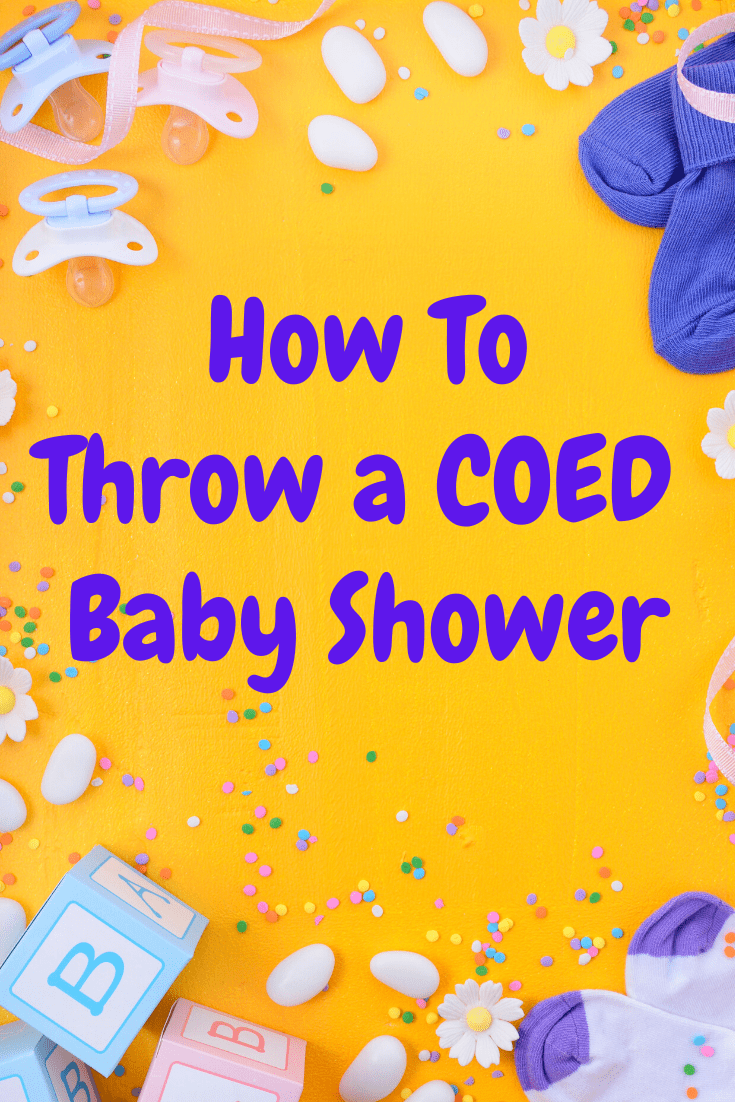 Throwing a coed baby shower? Keep reading for tips and tricks for coed baby shower games, bbq and food suggestions, invitation tips and more ideas.