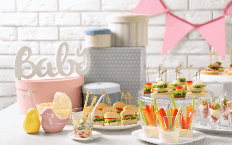 Tips for Throwing a Coed Baby Shower