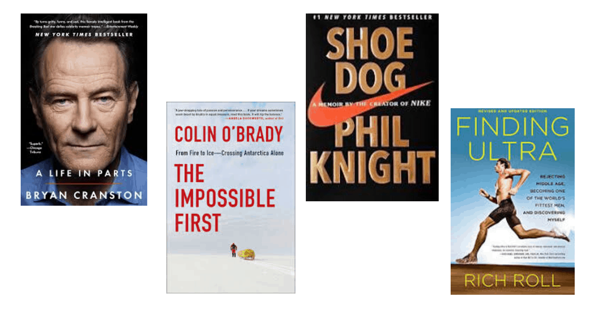Non-Cheesy Valentines Day Gift Ideas for Men: Biography Books of Someone He Admires