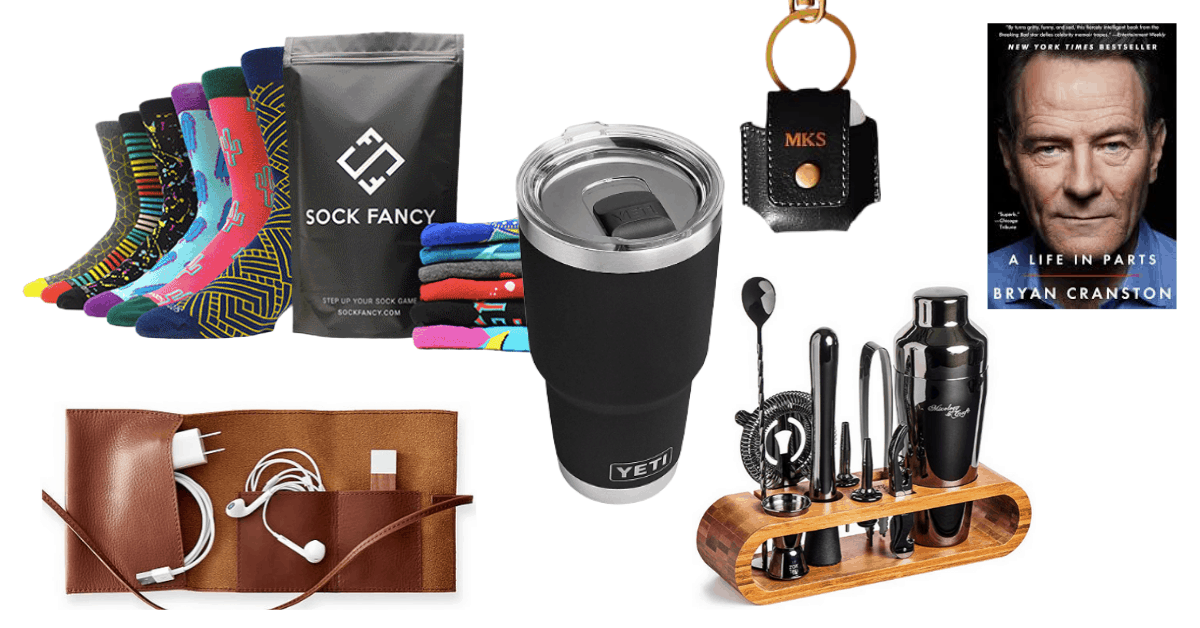 15 Non-Cheesy Valentine's Day Gifts For Him
